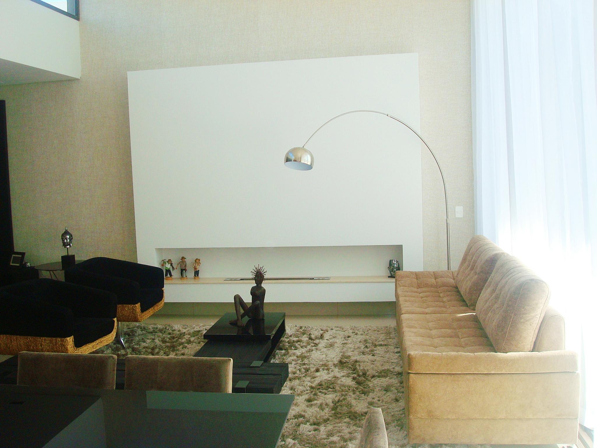 Blog Light Designer Ilumina O -> Gesso Sala Pe Direito Duplo